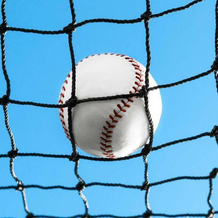 Professional Strength HDPP Twine | 100% Weatherproof Baseball Nets