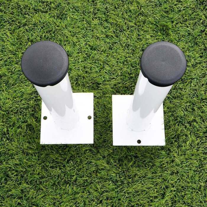 ground sockets for ball stop posts