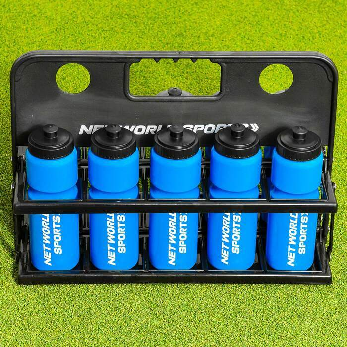 Football Water Bottle Carrier For Up To 10 Sports Bottles