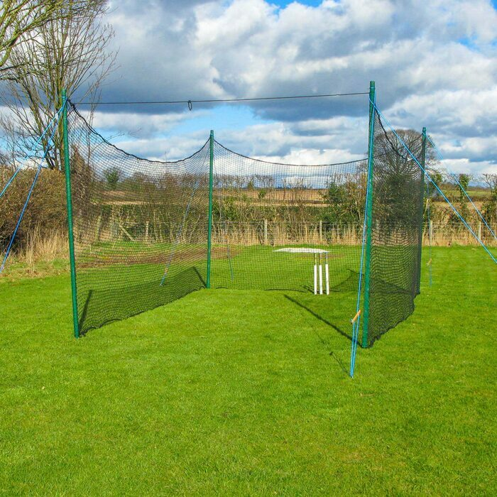 High-Quality Cricket Cage & Net | Garden Cricket Net