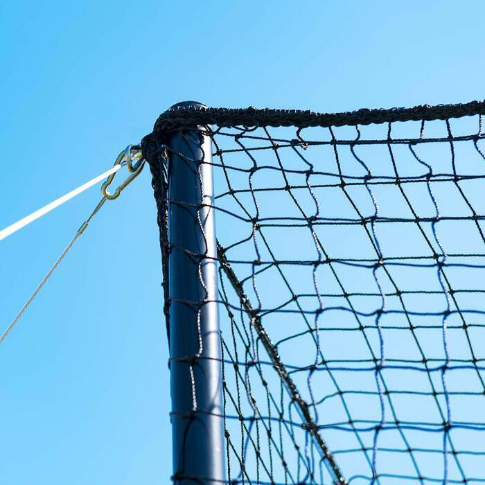 Professional Cricket Net For Year-Round Use | 100% Weatherproof Design