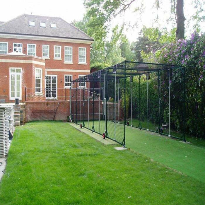 Garden Cricket Training Cage | Made From Galvanised Steel