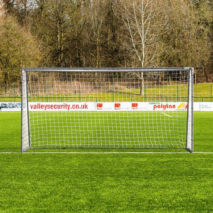 12ft x 6ft Football Goals | Garden Football Goals
