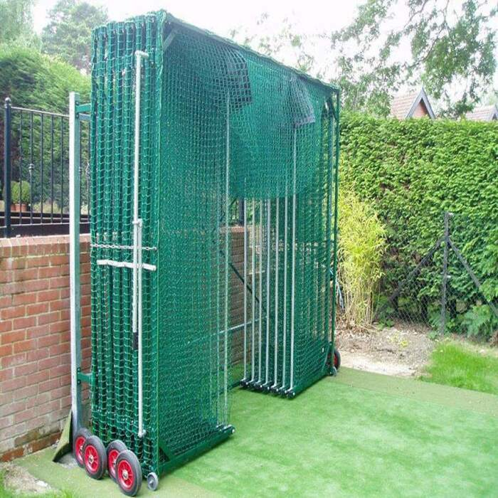Concertina Mobile Cricket Cage In Three Lengths
