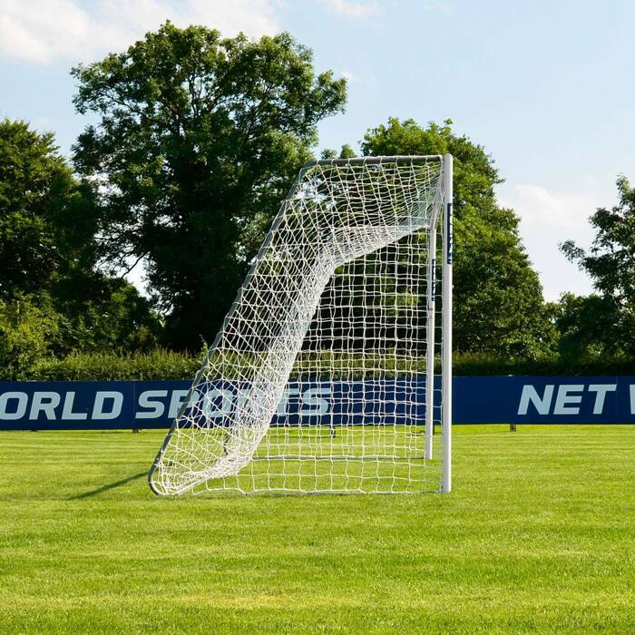 Junior Matchday Football Goals | Aluminium Football Goal