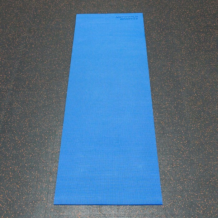 6ft Exercise Mat For Pilates, Yoga And Stretches