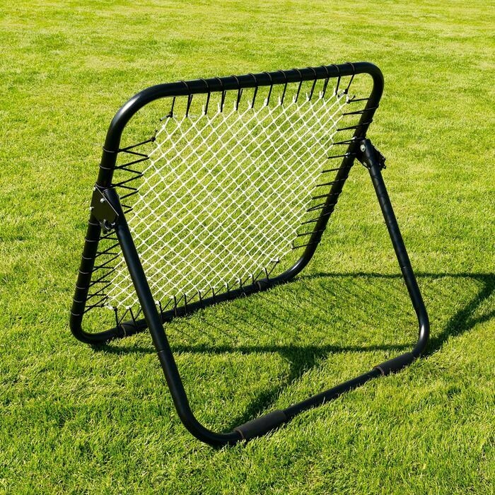 Foldable Football Rebounder | Rebounding Football Training Net