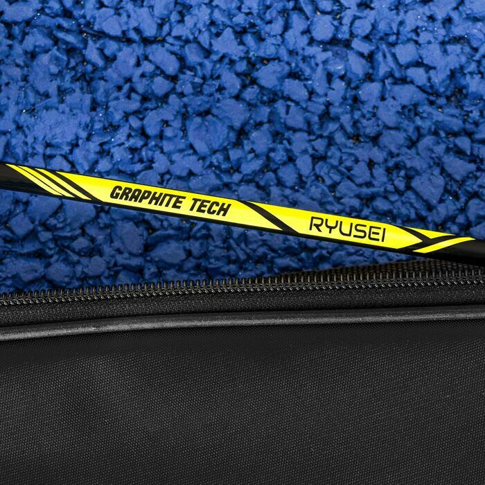Graphite Tech Badminton Racket | Elite Performance