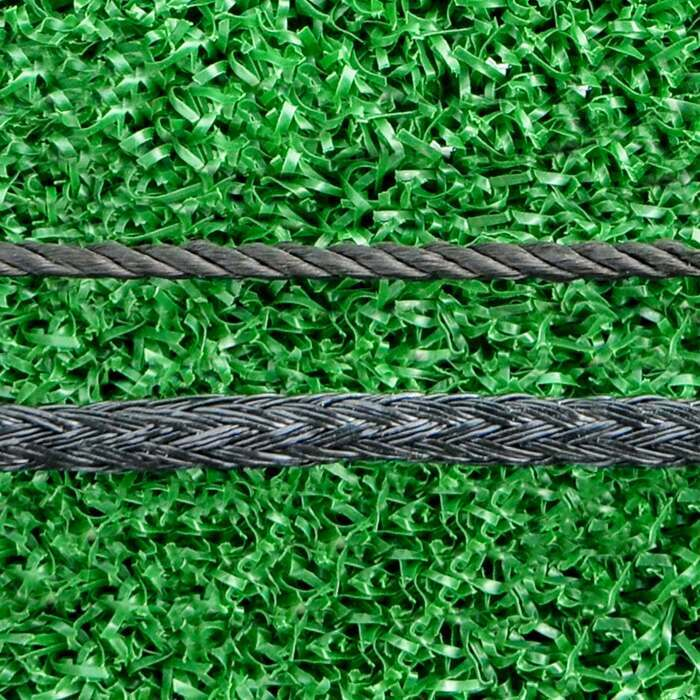 4mm and 2mm Thick Tie Twine For Hanging Nets