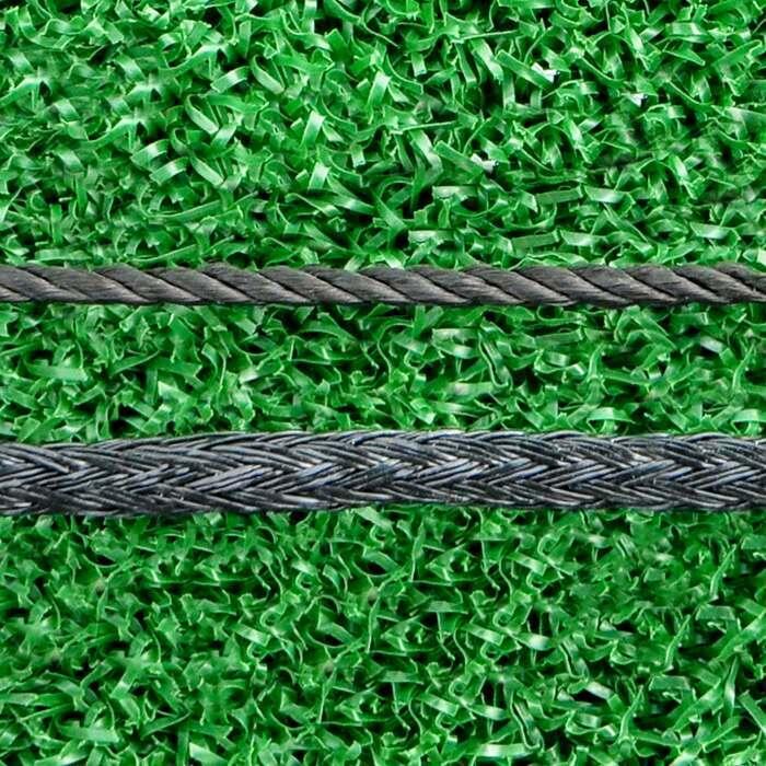 Cordel de sujeción de 4mm y 2mm para fijar redes