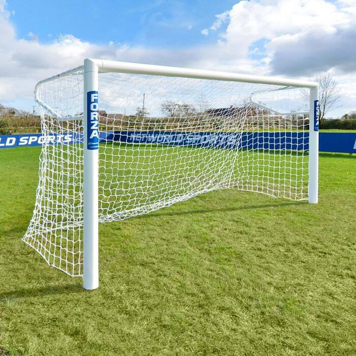 10 x 6.5 Soccer Goals For Futsal | Regulation Size Futsal Soccer Goal