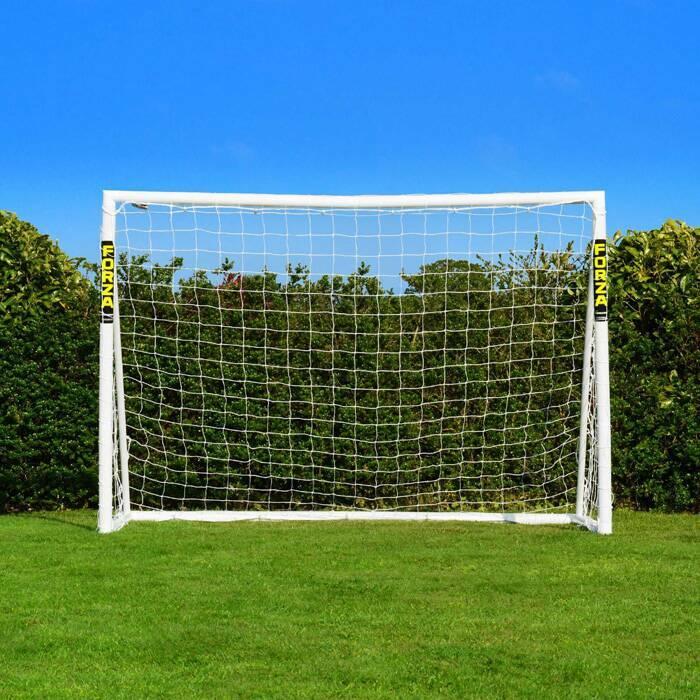 Weatherproof FORZA Locking Football Goals | Lightweight Portable Football Goal