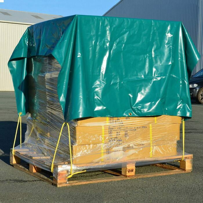 Weatherproof Industrial Tarpaulin