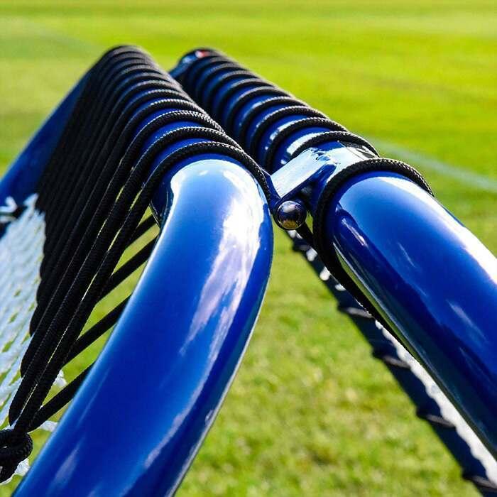 Spring-Loaded Net | Lacrosse Training Equipment