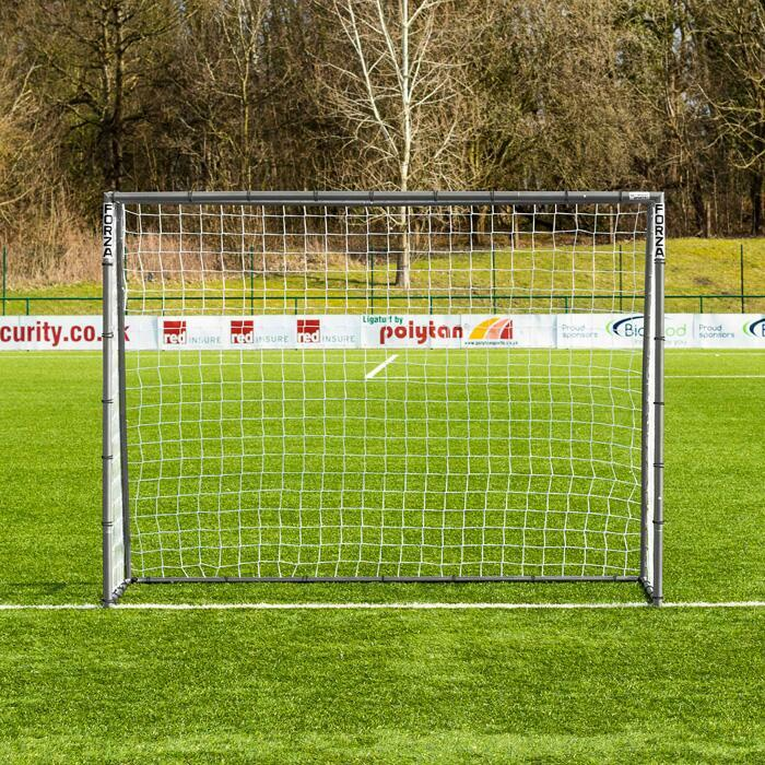 8ft x 6ft Soccer Goals | Steel Soccer Goals For Kids