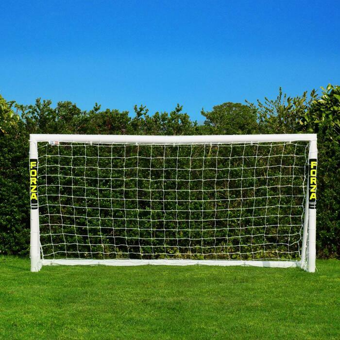 8ft x 4ft FORZA Kids Football Goal | Garden Football Goal