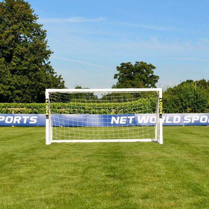 2.4m x 1.2m FORZA Match Football Goals | Football Goals