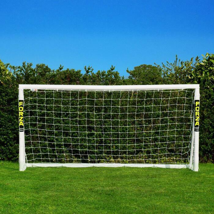 2.4m x 1.2m FORZA Kids Soccer Goal | Backyard Soccer Goal