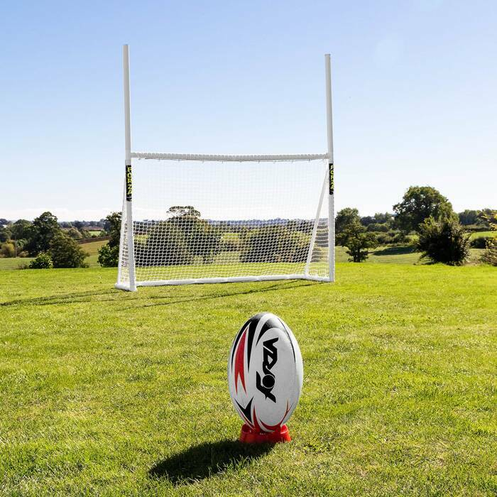 Football & Rugby PVC Garden Goal | Junior Goal Posts