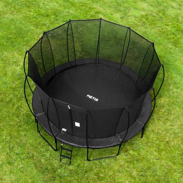 Deluxe Garden Trampolines | Outdoor Trampolines