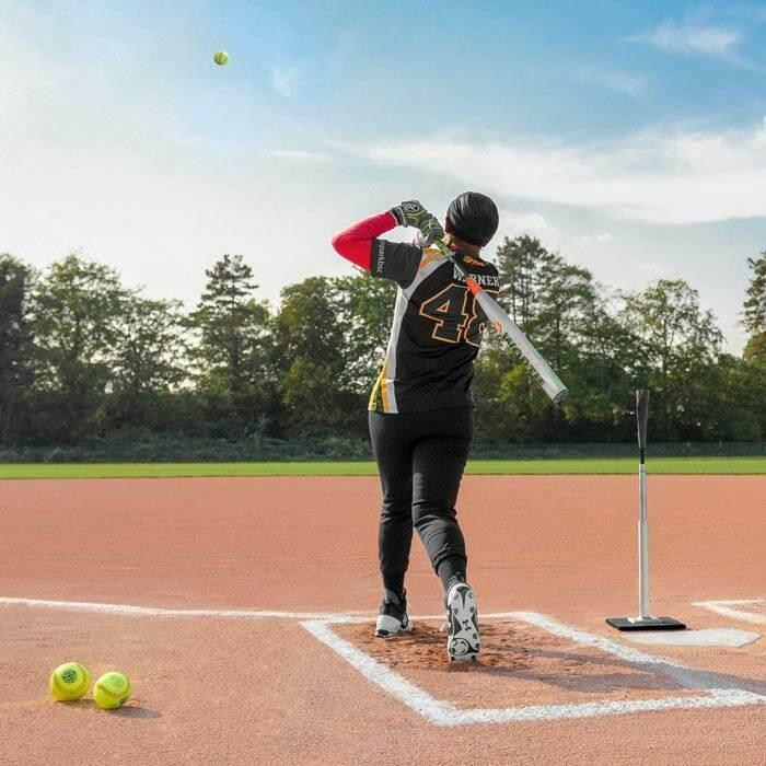 Adjustable Height | Baseball Batting Tee