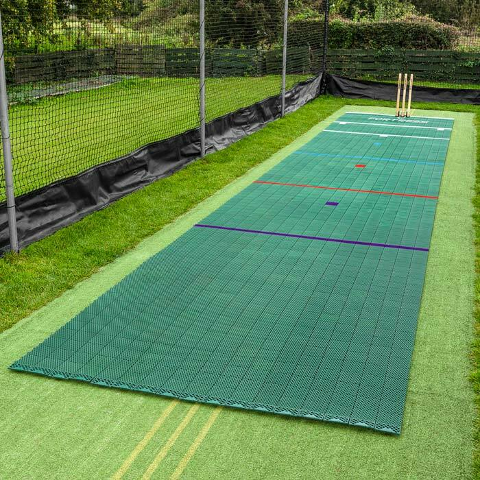 High-Performance Cricket Pitches | School Cricket Wickets