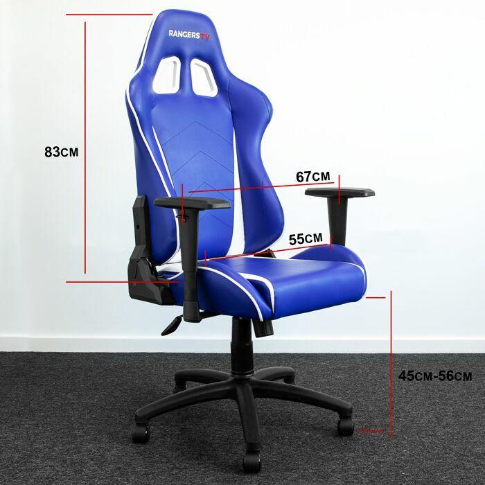 Hochwertiger Schreibtischstuhl | Luxus Büro-Sessel