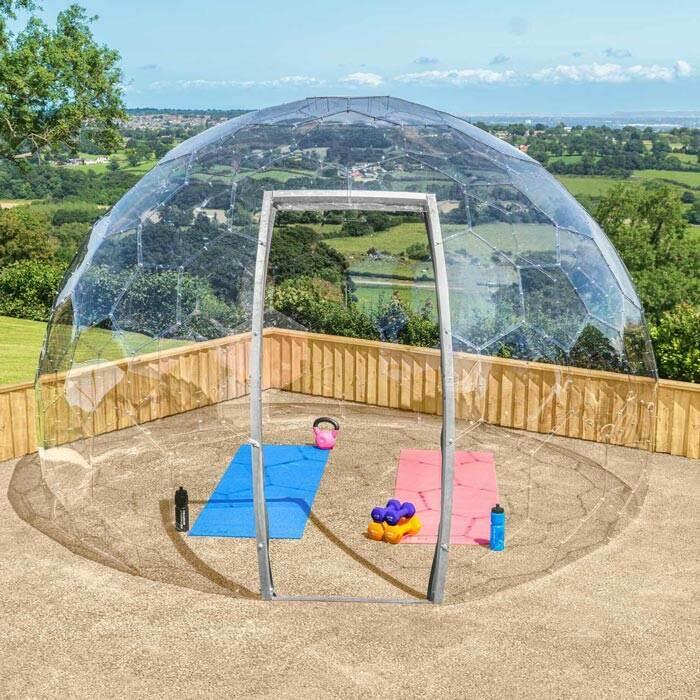 Luxury Garden Igloo | Harrier Garden Plastic Pod