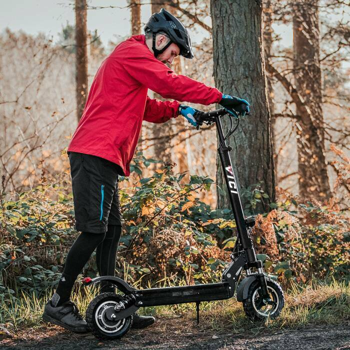 1000W Off-Road E Scooter | E Scooters bei jedes Wetter