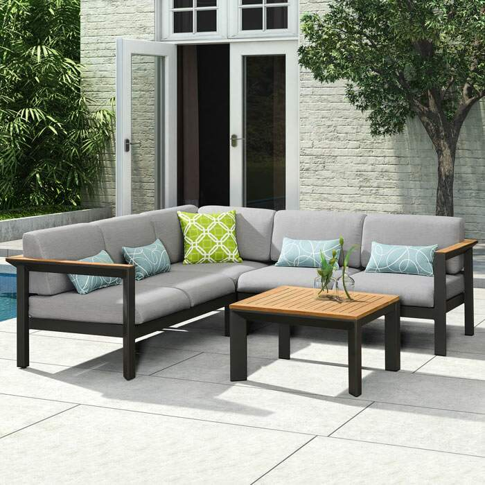Harrier Outdoor Furniture Sets | Garden Sofa & Table Sets
