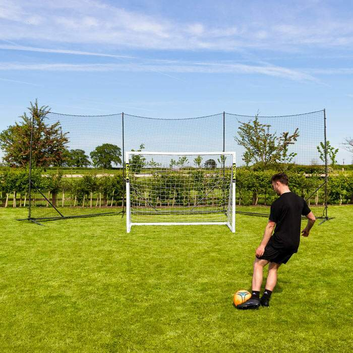 Freestanding Ball Stop Netting | High Quality Garden Ball Nets