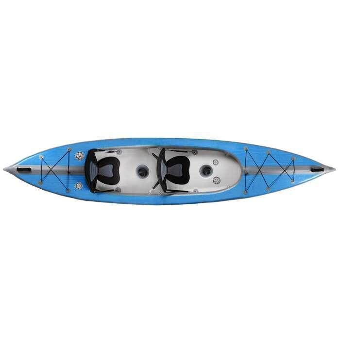 Luxury Inflatable Kayaks | Fishing Kayaks