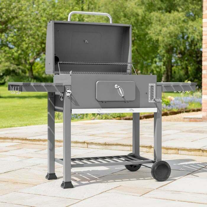 ARVO Charcoal BBQs | Outdoor Barbecues