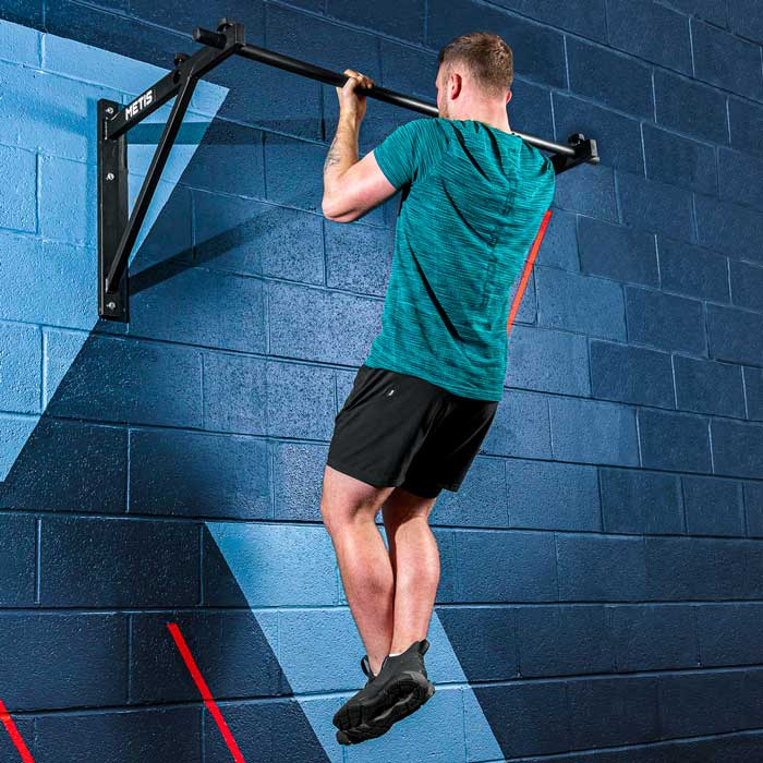 chin up bar | wall mounted pull up bar