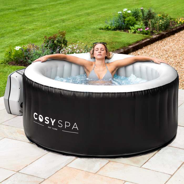 Deluxe Inflatable Hot Tub Lid | Premium Garden Hot Tubs