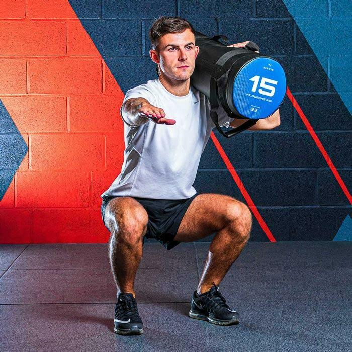 Power Weight Bag Strength Building