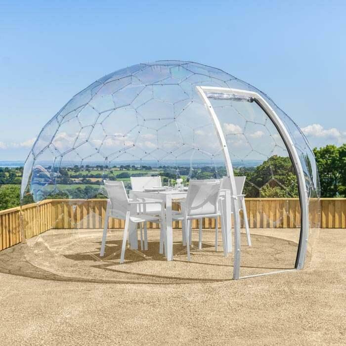 Outdoor Garden Tent | Luxury Garden Pods