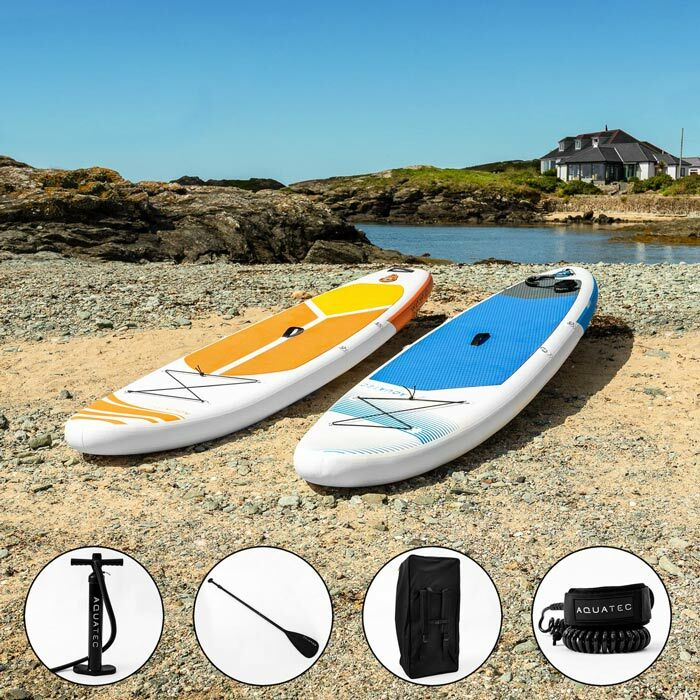 Ein komplettes Paddle Board Set | aufblasbare Paddle Boards mit Pumpe