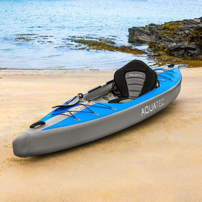 Kayak Gonflable Deluxe | Kayaks de Pêche