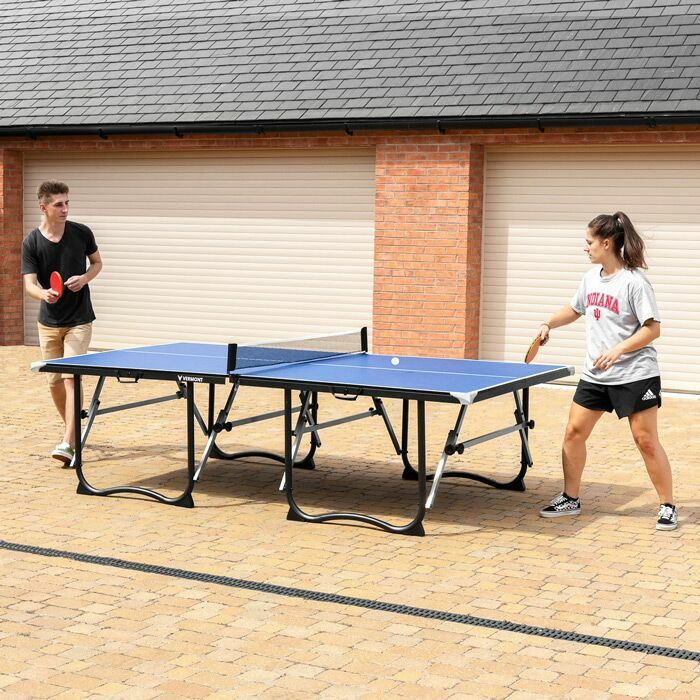 Vermont Foldaway Table Tennis Table | Foldable Ping Pong Table