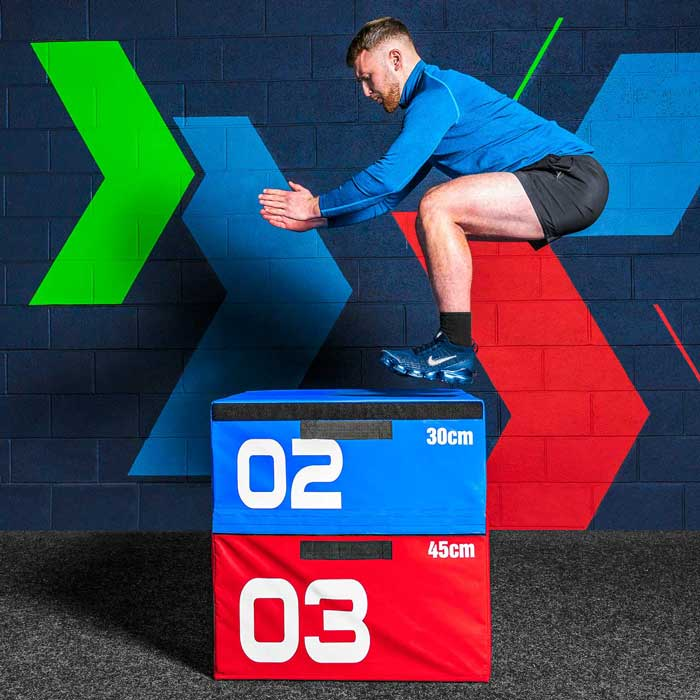 Gym Plyo Box | METIS Skummaterial Plyo Box