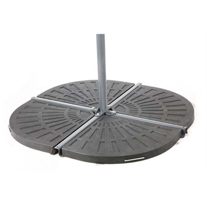 Parasols With Heavy Duty Bases | Concrete Parasol Bases