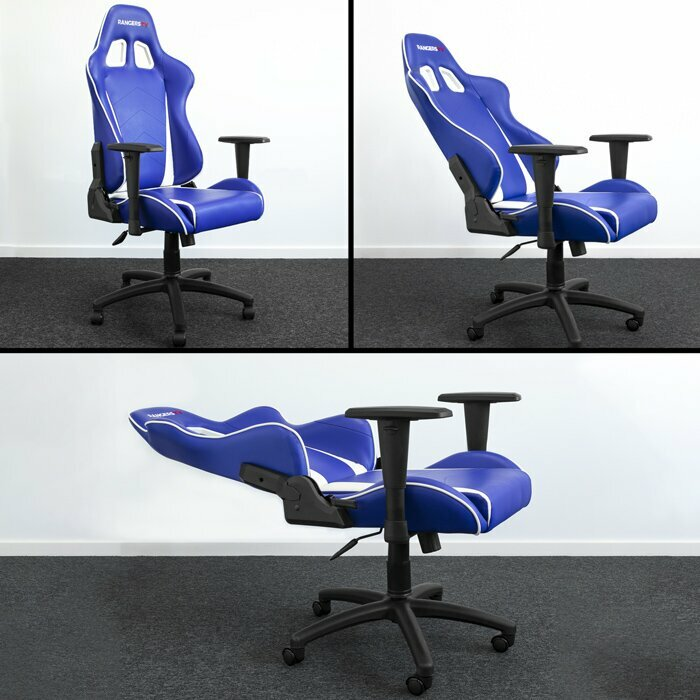 Reclining Gaming Chair | Ergonomic Comfortable Chairs