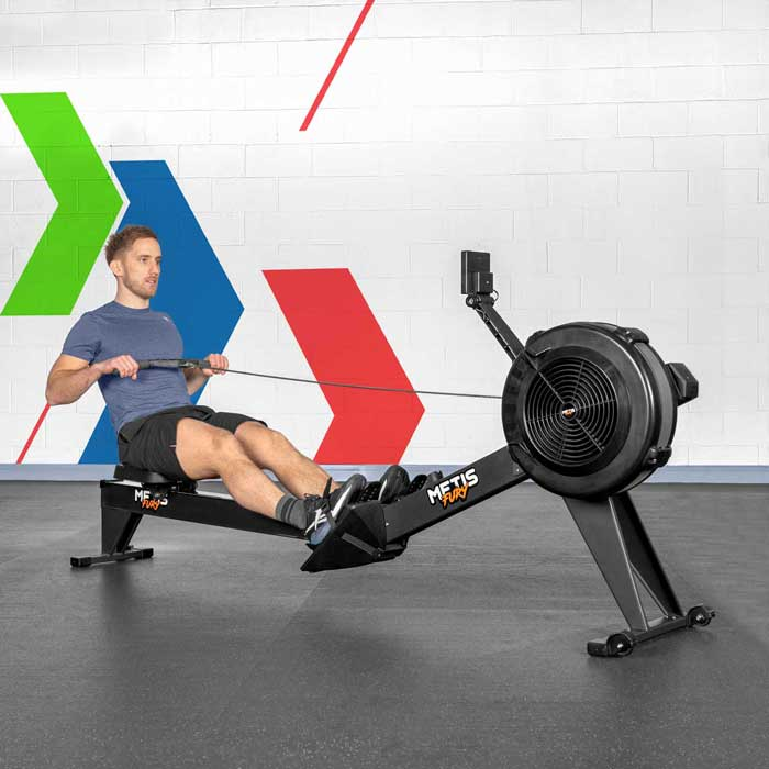 gym rowing machines