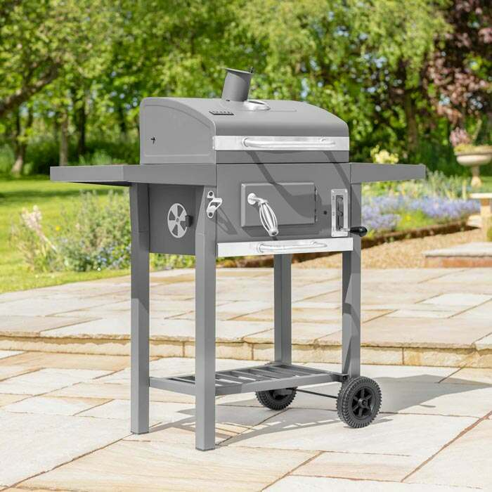 Portable Outdoor BBQ | Deluxe Charcoal BBQs
