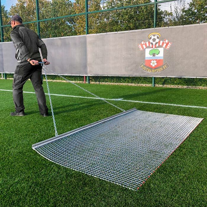Tennis Court Drag Mats | Sports Pitch Brushes