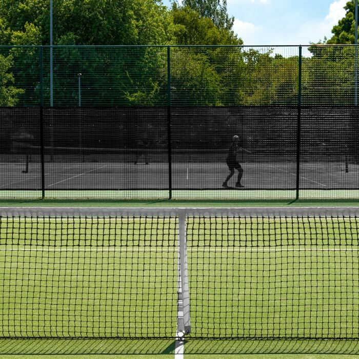 High-Quality Tennis Court Windbreaks | Tennis Court Equipment
