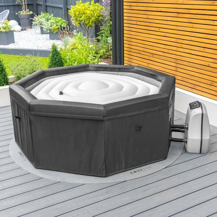Inflatable Hot Tub Lids | Hot Tub Accessories