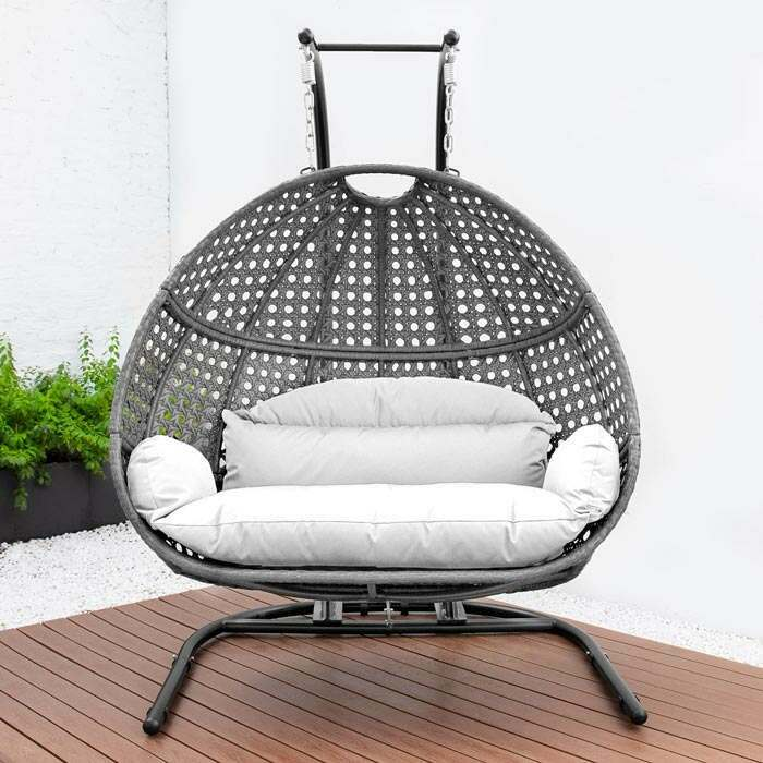 Hanging Chairs For The Garden | Luxury Swing Chairs