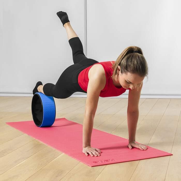 premium yoga wheel